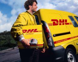 DHL Express Bote